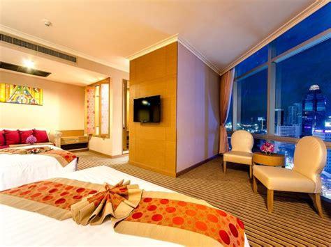 agoda self service the berkeley hotel pratunam bangkok thailand overview