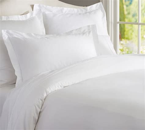 pottery barn essential sheets pb essential bedding set pottery barn