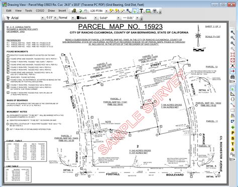 doodle viewer better by design traverse pc land surveying software