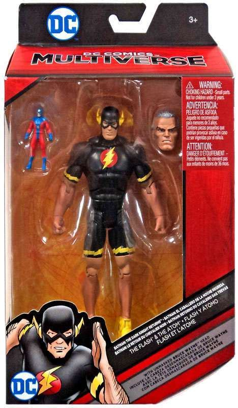 Mattel Dc Multiverse The Flash Earth 2 dc batman the returns dc comics multiverse the