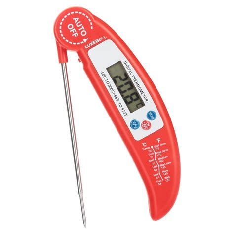 Termometer Digital Food food thermometer luxebell digital instant read thermometer probe for kitchen cooking bbq