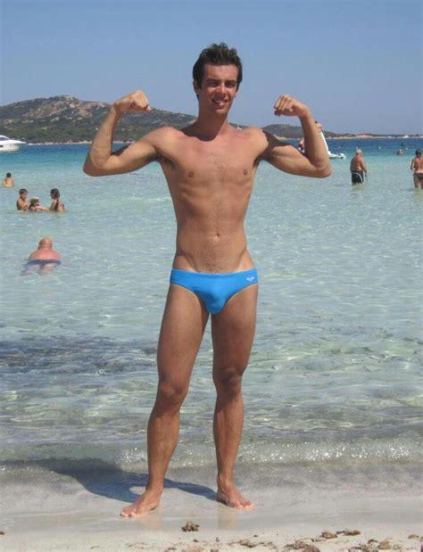 Beach Boy In Blue Speedo Beach Boys Swimwear Pinterest Speedos