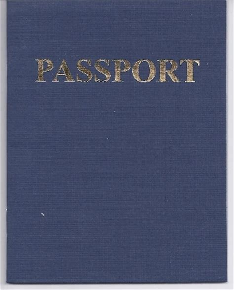 picture of a passport book passport books 24 pgs