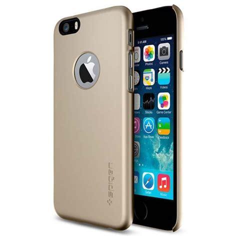 Iphone 7 47 Inch Spigen Thin Fit Gold Spigen Thin Fit A 4 7 Iphone 6 Gadgetsin