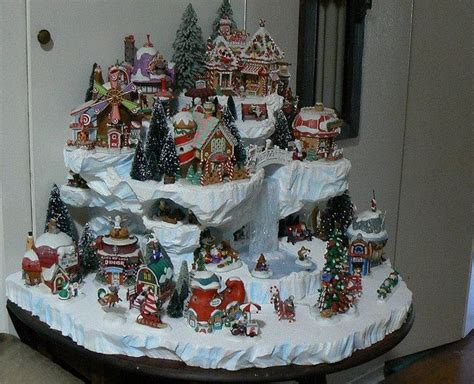 lemax christmas villages home design image ideas lemax display ideas
