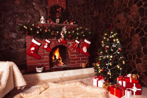 fireplace garland fireplace garland ideas inspirationseek