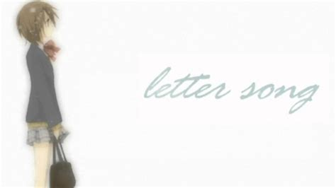 Letter Song 歌ってみた letter song 2011 ver ver juju
