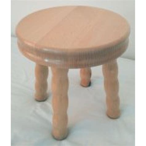 Stools Baby by Baby Stool Plain Laquered