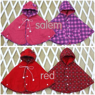 Jaket Anak By 4seasons Babyshop jual jaket jubah bayi cuddleme baby cape ibuhamil