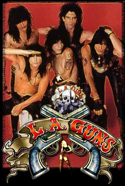 L A Guns no til metal cd gallery l a guns