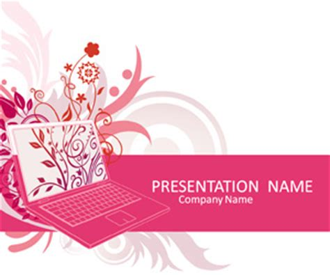 girly powerpoint template funny wallpapers