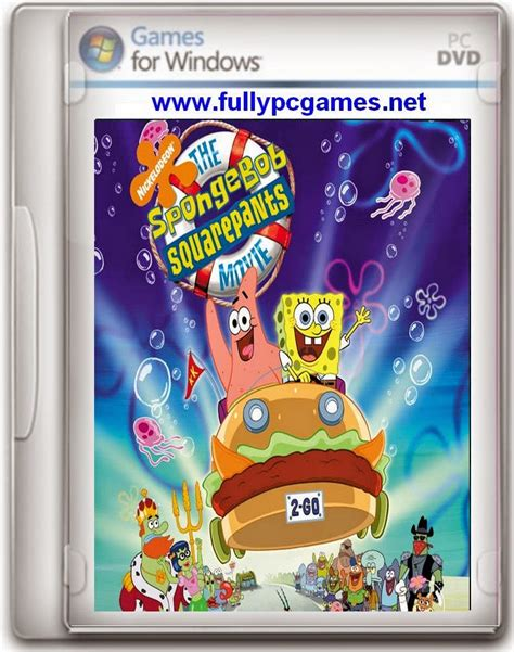 free full version spongebob games download the spongebob squarepants movie game free download full