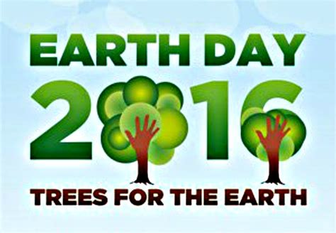 earth day earth day 2016