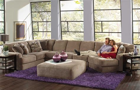 everest 3 sectional with sofa and 2 chaises jackson malibu large chaise sectional with ottoman set b