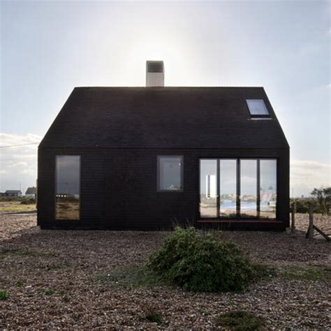 shingle houses architecture shingle house in dungeness kent uk by nord