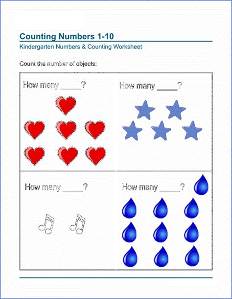 k5 learning worksheets for early development learning