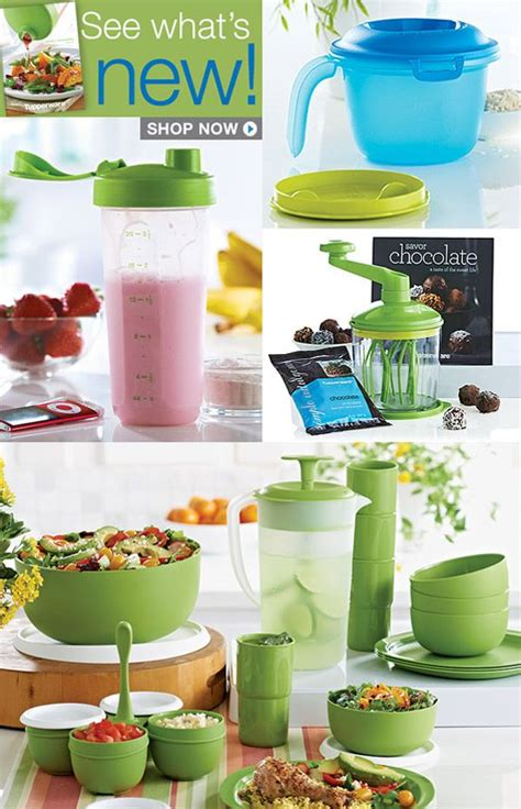 Tuppewere Summer new tupperware catalog is available click