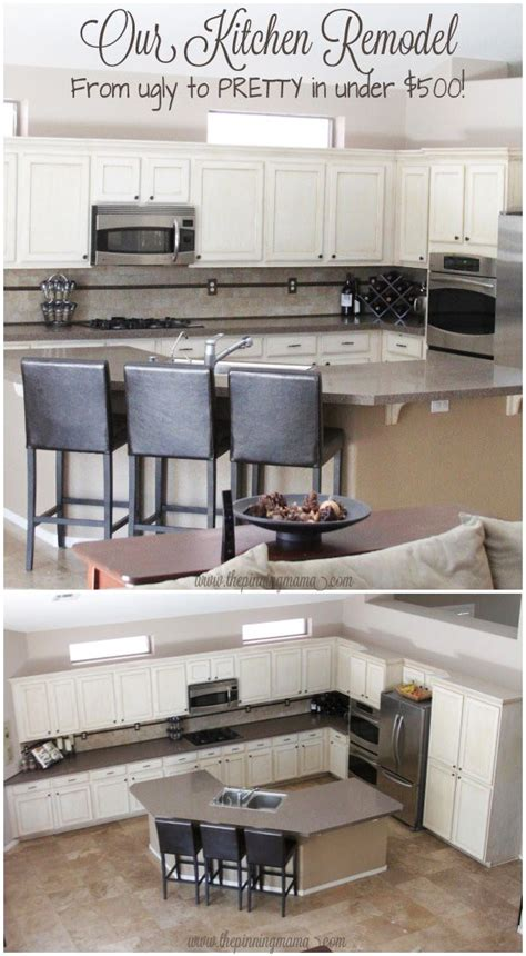 how to redo kitchen cabinets on a budget kitchen remodel how to make a huge impact on a small