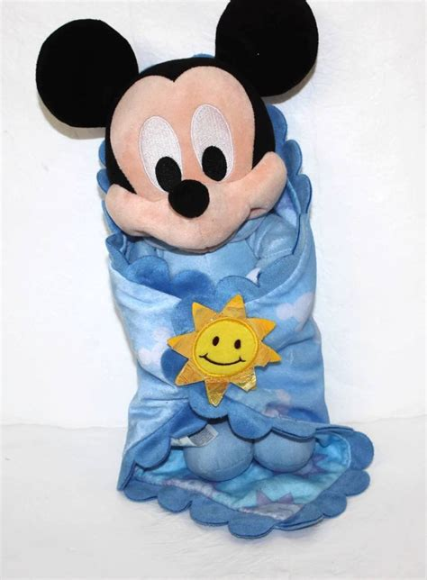 Bando Baby Miki Blue best mickey baby toys photos 2017 blue maize