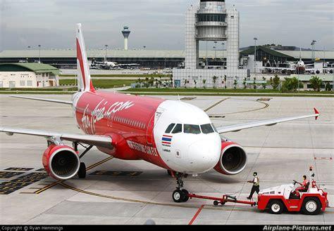 airasia thailand hs abf airasia thailand airbus a320 at kuala lumpur