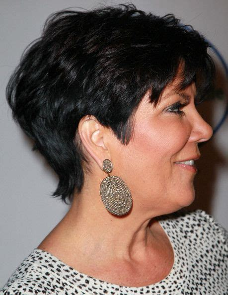 kris jenner haircut back view kris jenner haircut back view the back of kris jenner