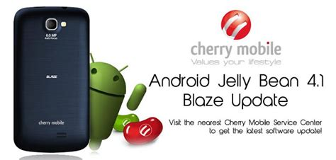 themes for cherry mobile jelly cherry mobile releases android 4 1 jelly bean update for
