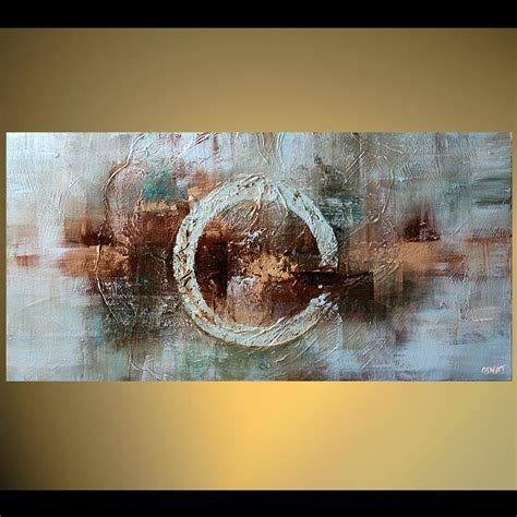 abstract paintings with circles abstract painting contemporary soft painting circle