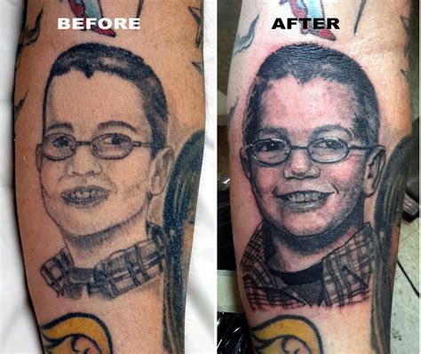 aged tattoos joshua certified artist