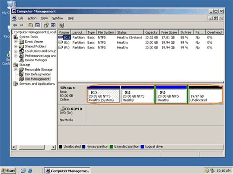 diskpart format steps how to use diskpart to extend partition in windows server