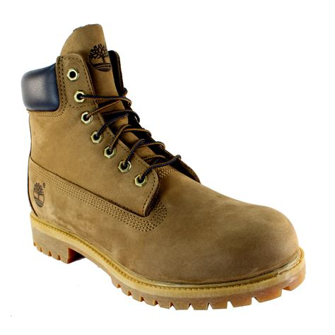 original timberland boots for mens timberland premium classic leather original lace up