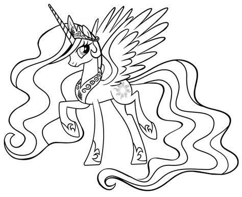 moon pie coloring page my little pony przyjaźń to magia strona 18
