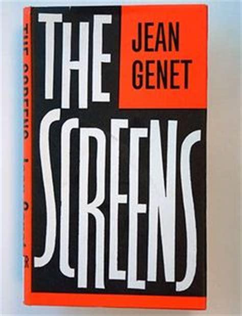jean genet the screens 20th century french literature on pinterest simone de
