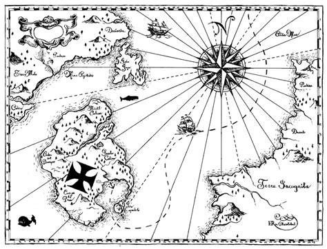 map drawing a kurtz treasure map chris o neal