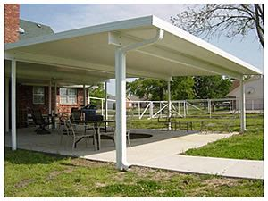 Diy Insulated Patio Cover Kits by Insulated Aluminum Patio Covers