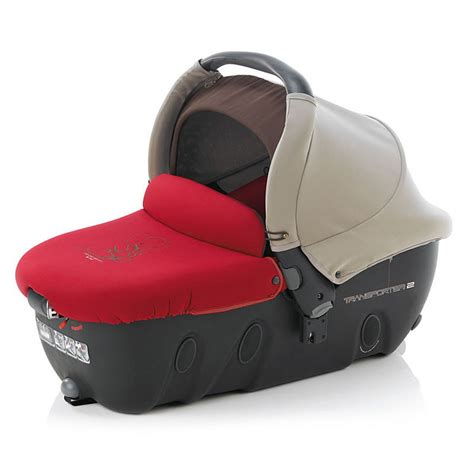 lie flat car seat compatible with bugaboo jan 233 transporter 2 carrycot lie flat car seat sand