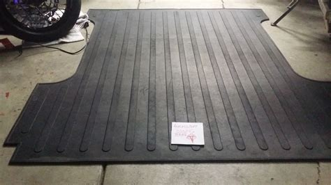 Ford F150 Bed Mat by Dualliner Bed Mat Ford F150 Forum Community Of Ford