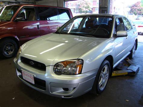 subaru rs 2004 2004 subaru impreza 2 5 rs sedan subaru colors
