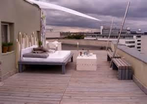 lit exterieur terrasse