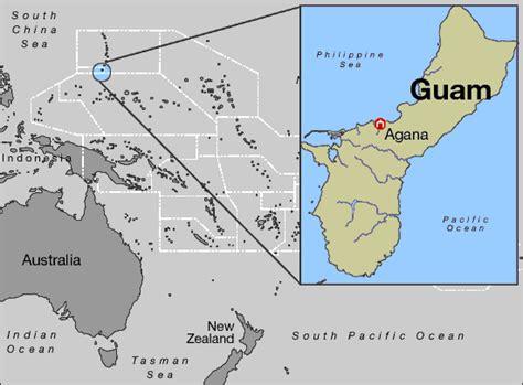 map guam cartes de l 206 le de guam maps of the island of guam