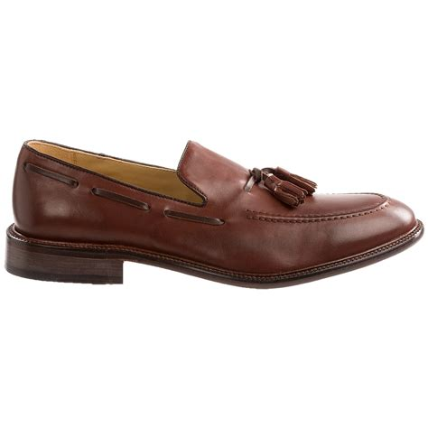 johnston and murphy loafers johnston murphy holbrook tassel loafers for 7374p