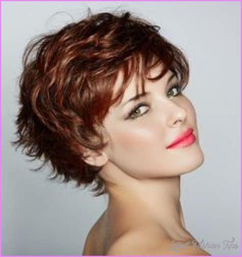 haircuts hairstyles com short haircuts thick curly hair latestfashiontips com