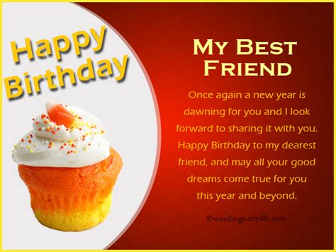 happy birthday messages for bestfriend wordings and messages