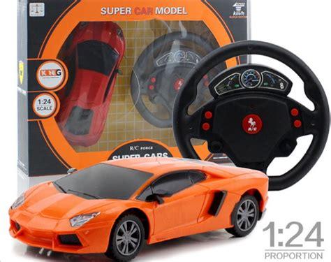 remote 1 24 racing car steering wheel controller