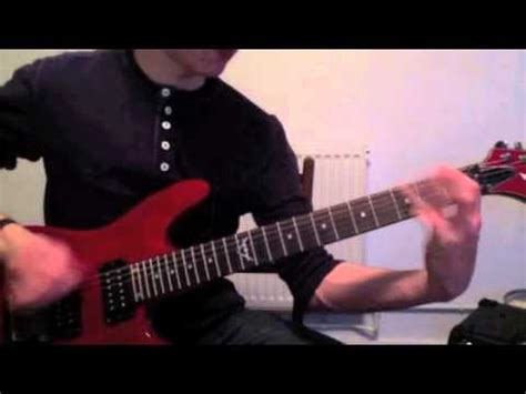 Gold On The Ceiling Lesson by Gold On The Ceiling Black Guitar Lesson