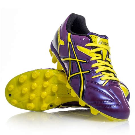 boys football shoes asics lethal tigreor 6 it gs junior boys football boots