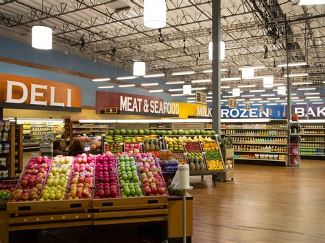 sections in the supermarket go inside the new flavortown market guy s grocery games