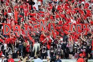 uga student section georgia bulldogs vs vanderbilt commodores start time tv