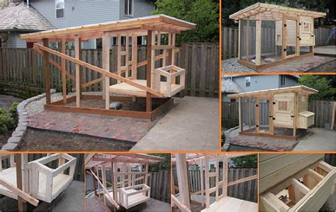 Diy Backyard Chicken Coop by 10 Diy Backyard Chicken Coop Plans And Tutorial