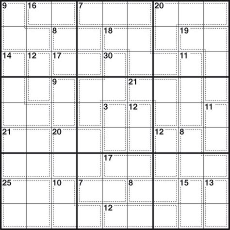 Filling The Grid by Free Printable Sudoku Puzzles Images Frompo