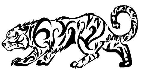 33 tribal tiger tattoos designs tribal tiger design by malicecedrus on deviantart tiger